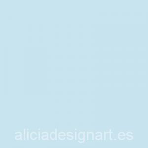 Pintura para decoración color Azul Burbuja - Decoracíon de muebles antiguos estilo Shabby Chic, Provenzal, Rómantico, Nórdico