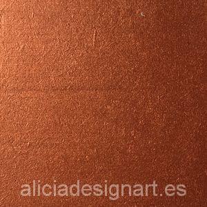Pintura para decoración color Cobre Metalizado - Decoracíon de muebles antiguos estilo Shabby Chic, Provenzal, Rómantico, Nórdico