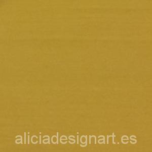 Pintura para decoración color Mostaza - Decoracíon de muebles antiguos estilo Shabby Chic, Provenzal, Rómantico, Nórdico