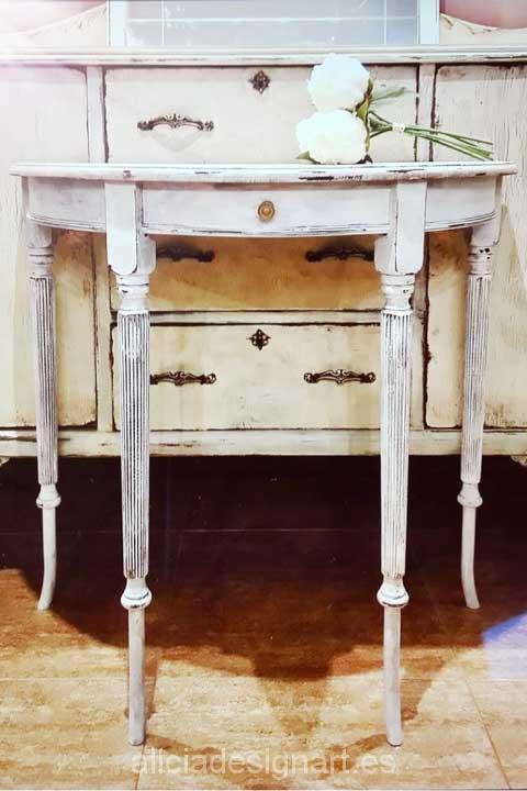 Tienda decoracion muebles antiguos productos pintura en - Muebles antiguos madrid ...