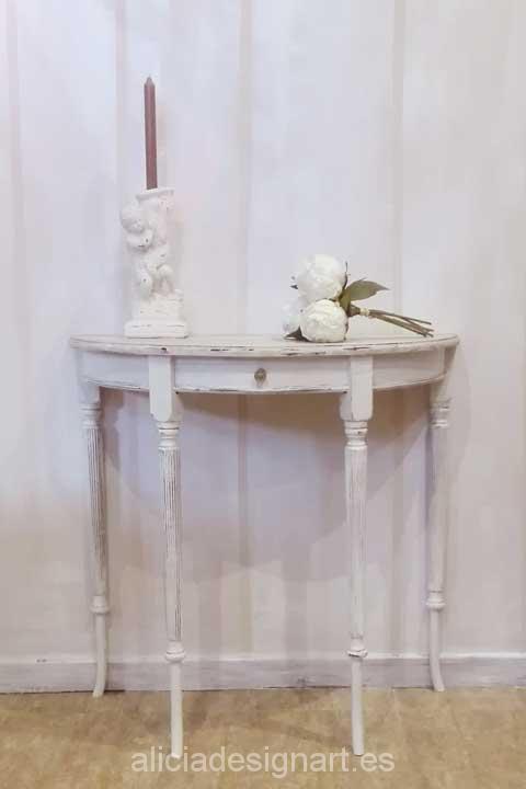 Tienda decoracion muebles antiguos productos pintura en - Decoracion con muebles antiguos ...