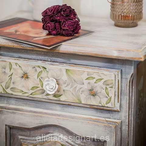 Tienda decoracion muebles antiguos productos pintura en - Muebles decoracion madrid ...