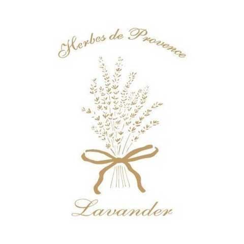 Stencil para decoración Lavanda Herbes de Provence - Decoracíon de muebles antiguos estilo Shabby Chic, Provenzal, Rómantico, Nórdico