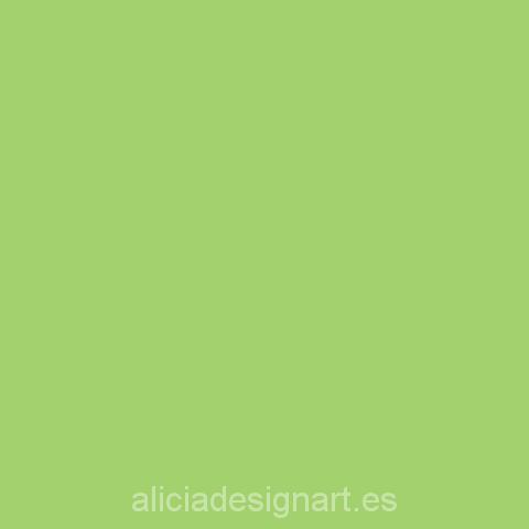 Pintura para decoración color verde al andalus - Decoracíon de muebles antiguos estilo Shabby Chic, Provenzal, Rómantico, Nórdico