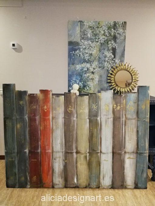 cabecero-artesanal-madera-abeto-lamas-imitación-libros