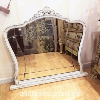 espejo-antiguo-restaurado-blanco-shabby-chic-vintage-envejecido-decapado-Alicia-Designart