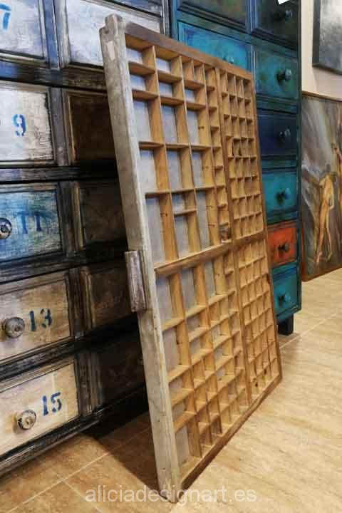 De muebles antiguos de madera trendy muebles antiguas de - Muebles antiguos madrid ...