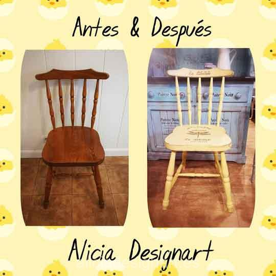 taller-decoracion-madrid-muebles-antiguos-estilo-shabby-chic-silla-amarilla-vintage-5