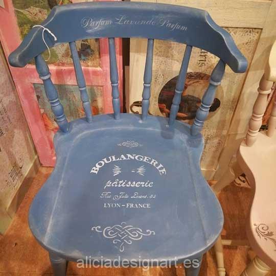 taller-decoracion-madrid-muebles-antiguos-estilo-shabby-chic-silla-provenzal-azul-0