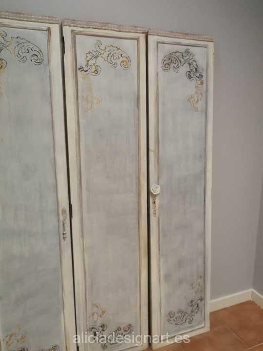 puertas vintage blanco decoradas estilo n rdico alicia