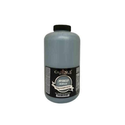 Pintura acrílica Cadence Hybrid Loft Azul Napoleón H042 2 litros - Decoración de muebles antiguos estilo Shabby Chic, Provenzal, Romántico, Nórdico