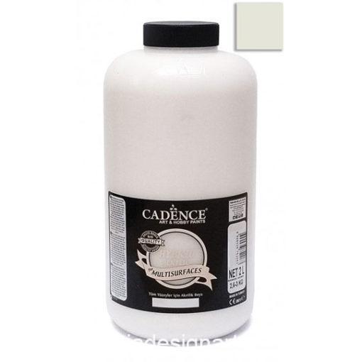 Pintura acrílica Cadence Hybrid Blanco Puro H002 2 litros - Decoración de muebles antiguos estilo Shabby Chic, Provenzal, Romántico, Nórdico