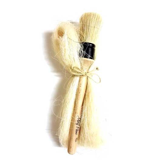 Kit para encerar, incluye pincel para aplicar la cera y pita para dar brillo - Decoración de muebles antiguos estilo Shabby Chic, Provenzal, Romántico, Nórdico