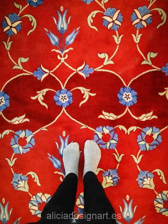 La influencia e inspiración de mis viajes en mi trabajo - Taller de decoración de muebles antiguos en Madrid Alicia Designart