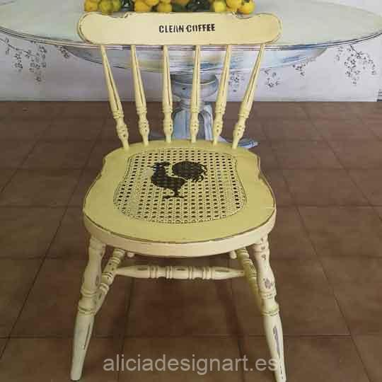 taller-de-decoracion-de-muebles-de-colores-en-madrid-silla-windsor-campestre-farmhouse-amarilla-0