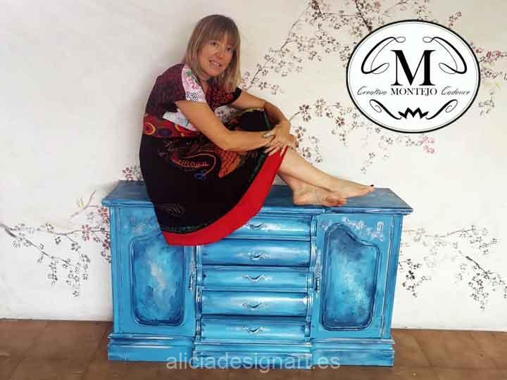 Alicia Designart elegida para el grupo Creativa Montejo Cadence