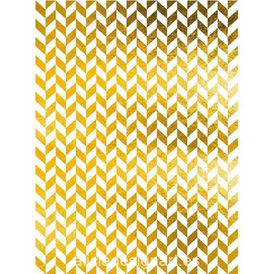 Papel de arroz con espigas en pan de oro de Cadence ref ORO023 - Taller decoración de muebles antiguos Madrid estilo Shabby Chic, Provenzal, Romántico, Nórdico