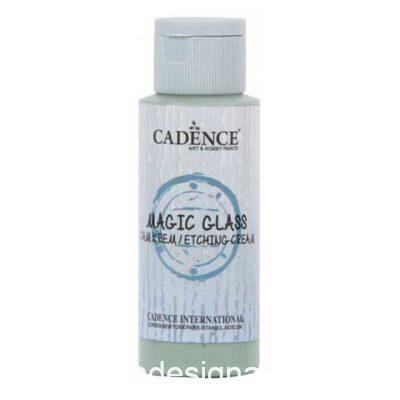 Acido en crema al agua de Cadence Magic Glass ref 889007 - Taller de decoración de muebles antiguos Madrid estilo Shabby Chic, Provenzal, Romántico, Nórdico