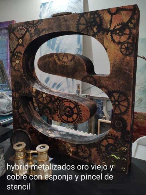 Productos de decoración Cadence probados en 2019 y sus usos - Alicia Designart, tienda y taller de decoración de muebles antiguos en Madrid