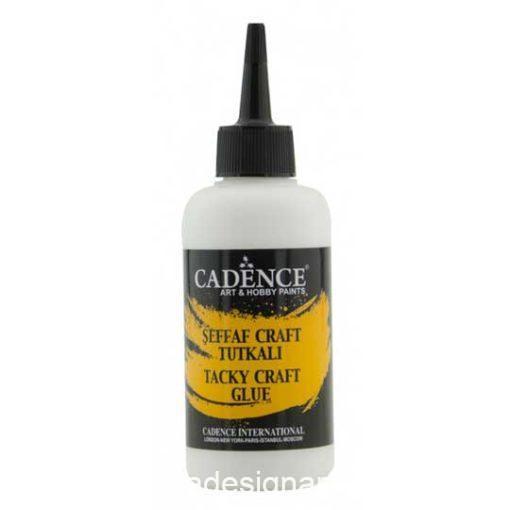 Pegamento para Tacky Glue Craft para manualidades 150 ml Cadence 889258 - Tienda de productos de decoración para muebles antiguos