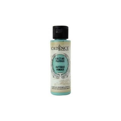 Pátina Antique Powder color verde de Cadence 70 ml ref AP703 - Taller de decoración de muebles antiguos Madrid estilo Shabby Chic, Provenzal, Romántico, Nórdico