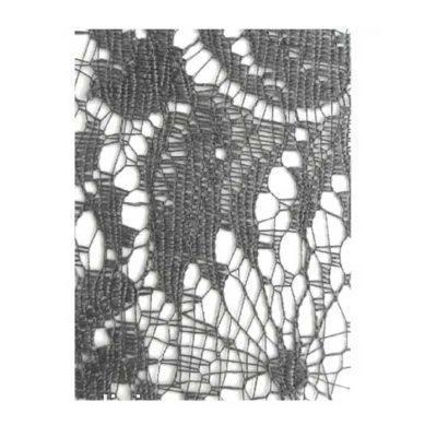 Rollo de encaje modelo Florence gris 45320283 - Tienda de productos de decoración de muebles