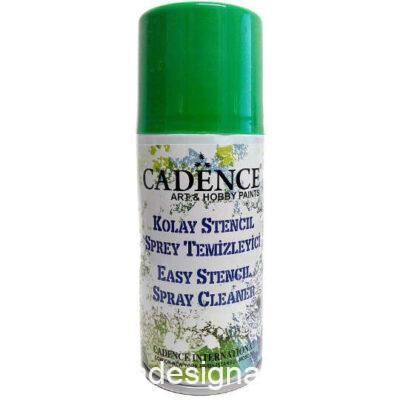 Spray limpiador para plantillas de stencil, de Cadence ref 889012 - Taller de decoración de muebles antiguos Madrid estilo Shabby Chic, Provenzal, Romántico, Nórdico